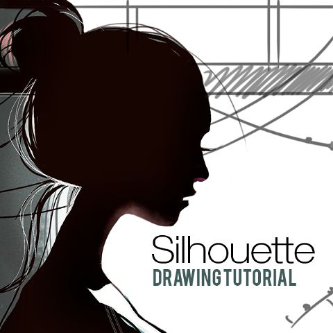 How to Draw a Silhouette