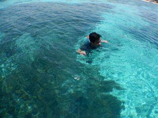 sea snorkel