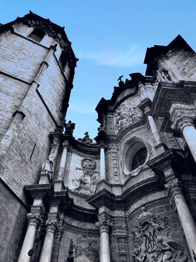 #urban #church #monument