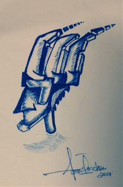 pencilart sketch