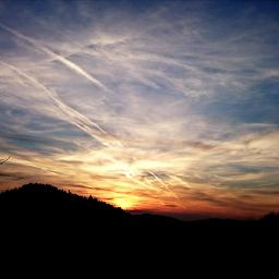 sky heaven colerfull