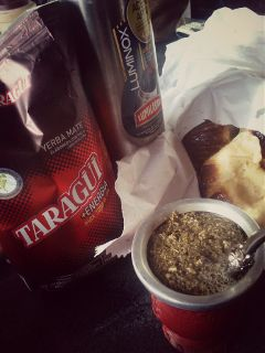 mate yerba factura food sunday