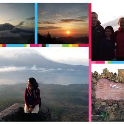 travel bali sunrise holiday travelling