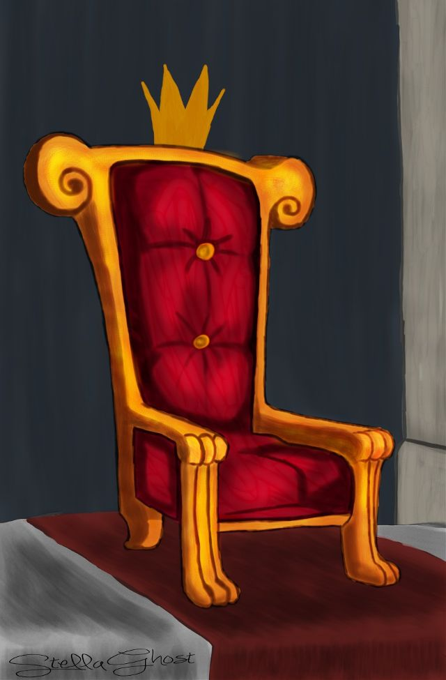 throne drawing contest winner