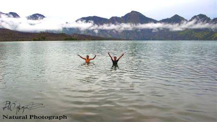 lake segaraanak perfect natural photographer