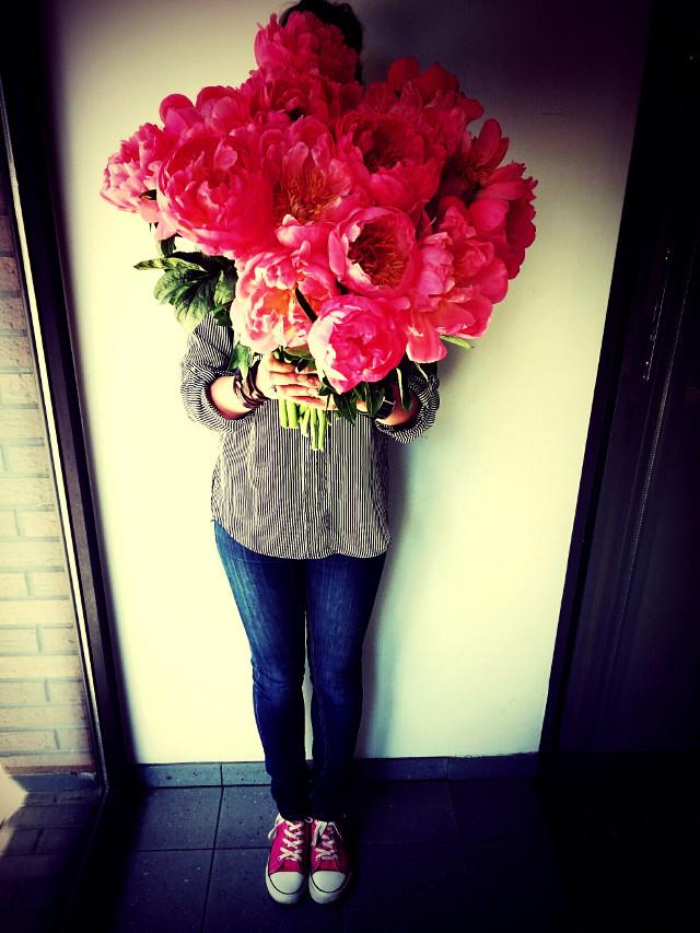 #flower   #colorsplash  #cute  #people
