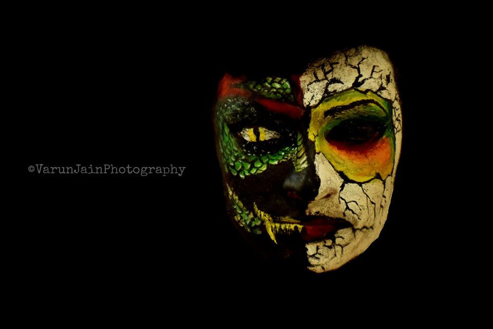 Some people are like pennies, two faced and worthless.   #people #Art #photography #face