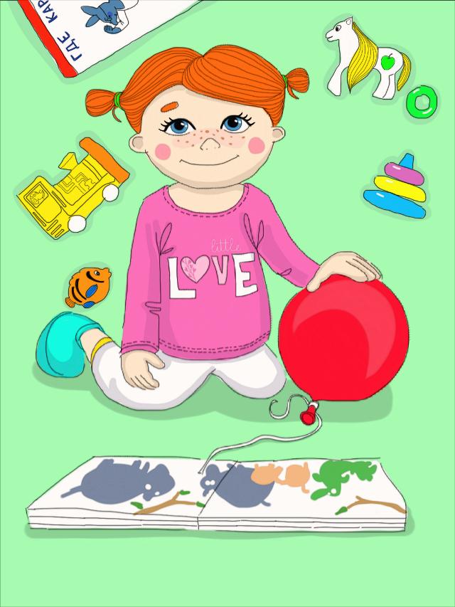 Little love.  #art #digitalart #digitaldrawing #drawingwithsmartphone #drawing #sketch #illustration #nokialumia #рисуювтелефоне #рисунок #иллюстрация #kids #child #love #kidstoys