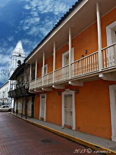 photography hdr panama oldcity architecture
