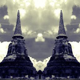 temple travel miror