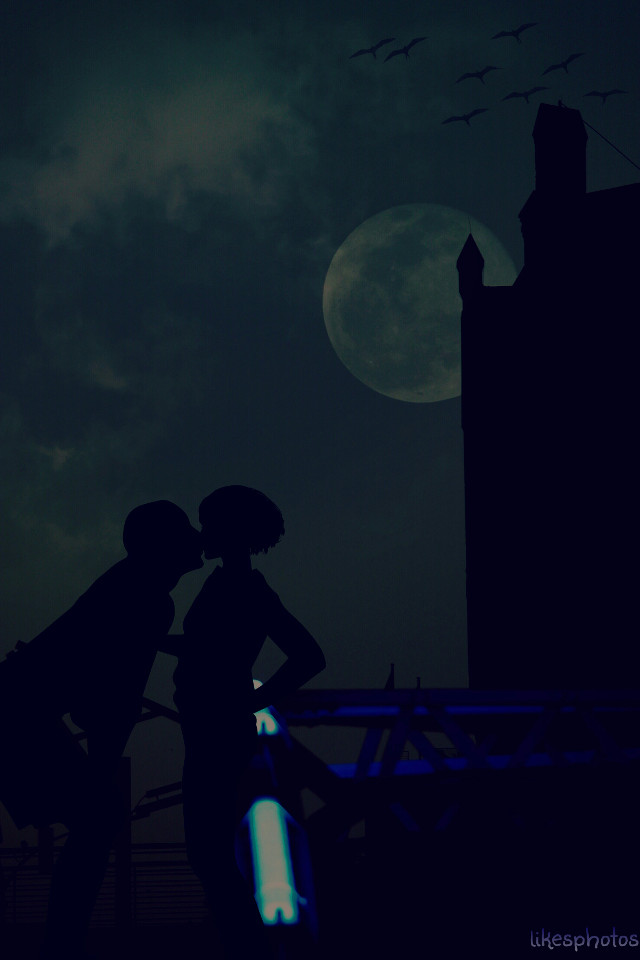 i want to be in love with you the same way i am in love with the moon with the light shining out of its soul. Sanober Khan  #love #quotes #moon #blue #night #emotion #clipart