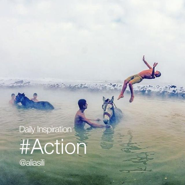 Thursday Inspiration #Action