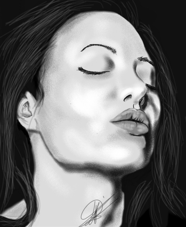 #drawing #blackandwhite #sketch Hope you all have beautiful creative Sunday and may you have great week ahead. Kisses