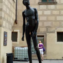 padua desnudo estatua penedelasuerte arte