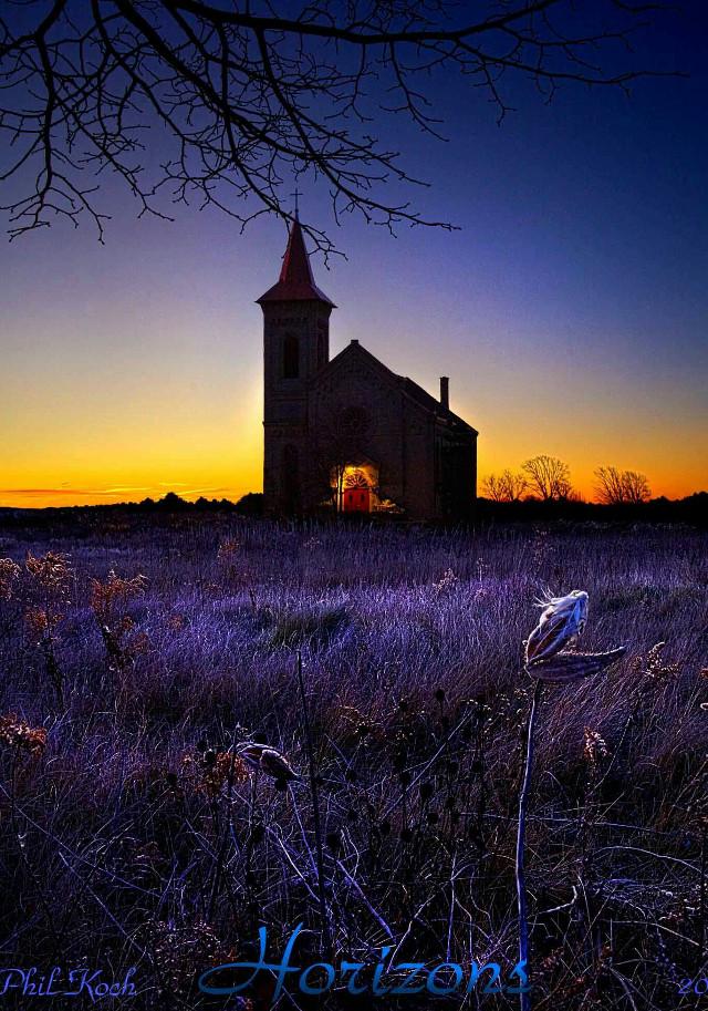 Horizons by Phil Koch.   #nature #sunrise #beautiful #light #sky #peace #autumn #fall #landscape #colorful