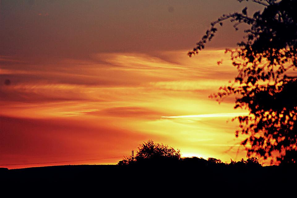 #nature #sunrise #colorful #crisp  #outandabout  #photography