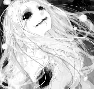 Creepy anime girl Photos and Images - PicsArt