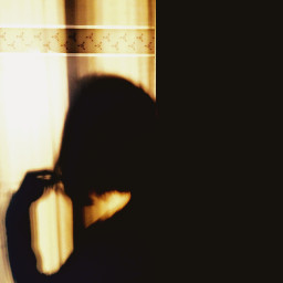 shadow morning dailylife