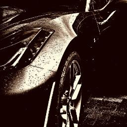 blackandwhite cars corvette stingray fastcars