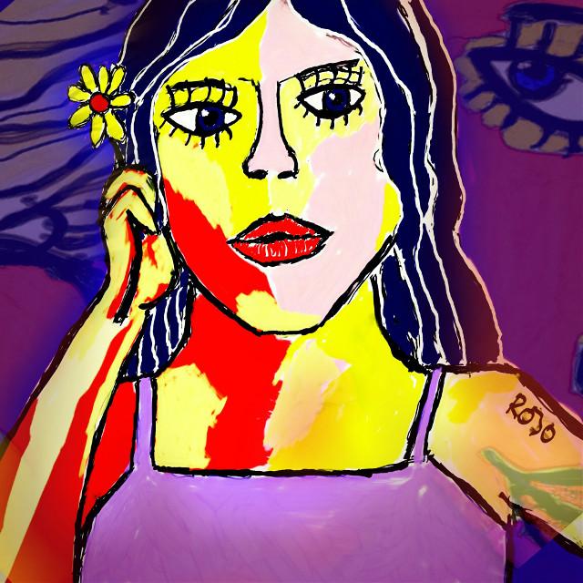 #drawing #art  #freetoedit